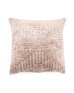 Pillow Madam 45x45 cm - pink