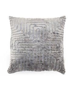 Pillow Madam 45x45 cm - grey