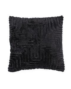 Pillow Madam 45x45 cm - black