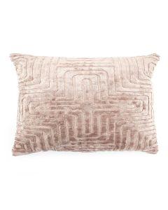 Pillow Madam 35x55 cm - pink