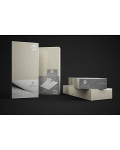 Homecare - Katoen - Creme - 160 x 200