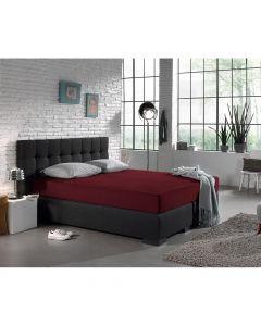 Dreamhouse - Jersey - Bordeaux - 140 x 200