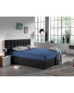 Dreamhouse - Jersey - Blauw - 190/200 x 200/220