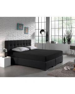 Dreamhouse - Jersey - Zwart - 140 x 200/220