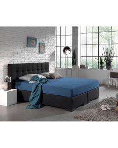 Dreamhouse - Jersey - Blauw - 190/200 x 220/230