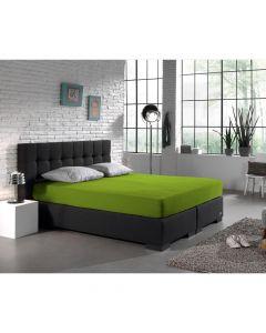 Dreamhouse - Jersey - Groen - 80/90/100 x 200/220