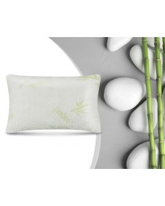 Dreamhouse - Bamboo - Wit - 40 x 60
