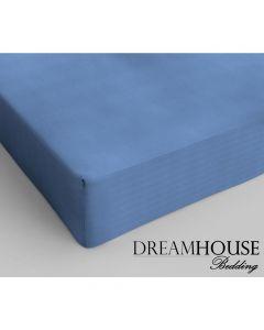 Dreamhouse - Katoen - Blauw - 160 x 220