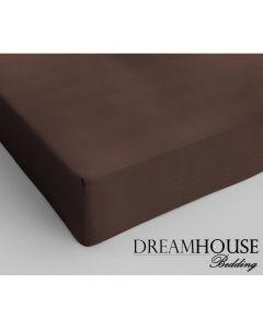 Dreamhouse - Katoen - Bruin - 90 x 220