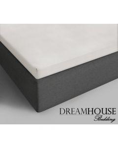 Dreamhouse - Katoen - Creme - 90 x 220
