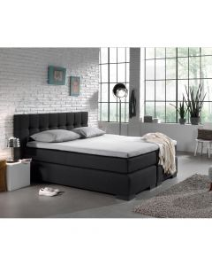 Homecare - Jersey / Katoen - Wit - 160 x 200/220
