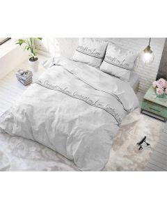 Sleeptime - Katoen Blended - Wit - 140 x 220 cm