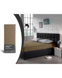 Sleeptime - Katoen - Taupe - 140 x 200