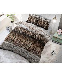 Sleeptime - Katoen Blended - Taupe - 240 x 220