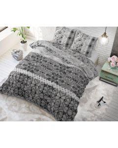 Sleeptime - Katoen Blended - Grijs - 140 x 220 cm