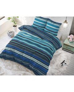 Sleeptime - Katoen Blended - Blauw - 240 x 220