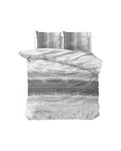Dreamhouse - Katoen / Satijn - Grijs - 200 x 200