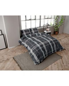 Dreamhouse - Flanel - Taupe - 240 x 220