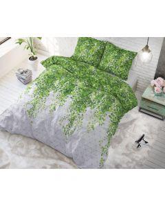 Sleeptime - Katoen Blended - Groen - 240 x 220