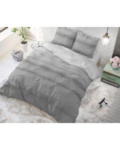 Sleeptime - Katoen Blended - Antraciet - 135 x 200