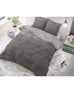Sleeptime - Katoen Blended - Grijs - 135 x 200
