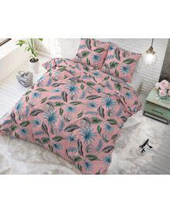 Sleeptime - Katoen Blended - Roze - 140 x 220 cm