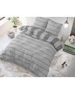 Sleeptime - Katoen Blended - Antraciet - 200 x 220