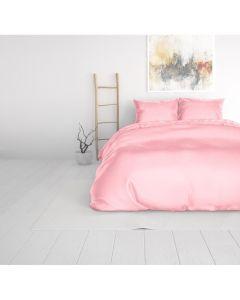 Sleeptime - Silk Micropercal - Roze - 200 x 220