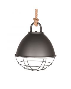 LABEL51 Hanglamp Korf - Burned Steel - Metaal - L